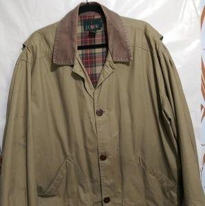 J Crew Mens Field Jacket